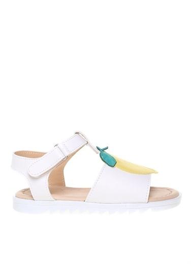 Limon Company Limon Beyaz Sandalet Beyaz